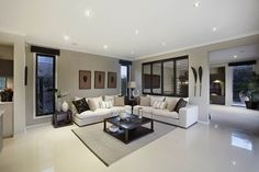 Discover stylish new ideas for the home and read the latest design news at Metricon. Get inspired with the extensive images of every room. Kitchen Interior, Home Interior Design, Interior Decorating, Decorating Ideas, Grey Couches, Living Room Designs, Plane, Room Ideas, New Homes
