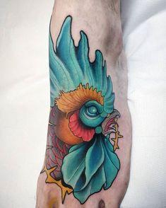 Flower Tattoos, Small Tattoos, Neo Traditional Tattoo, Tatting, Piercing, Fancy, Art Art, Tattoo Ideas, Creatures