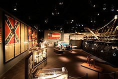 Civil War Museum in Columbus, Ga. #thingstodoincolumbusga