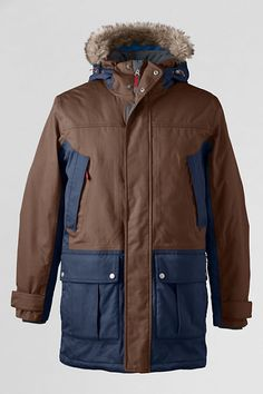 PARA MI PAPÁ Men's Expedition Parka from Lands' End