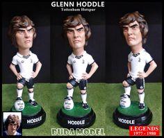 Glenn Hoddle.Resin.Figurines Statue Caricature by BUDAMODEL