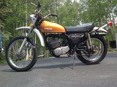 1974 Yamaha DT250A Enduro Motorcycle | eBay