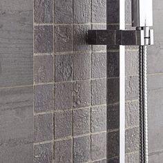 Mosaïque Vestige PREMIUM, gris, 5x5 cm
