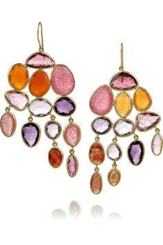 drop earrings by Pippa Small