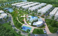 Dự án Nhà phố Khang ĐiềnLỚN NHẤT Nam Sài Gòn Nhà phố Khang Điền Bình