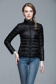 Ultra Light Packable Jackets