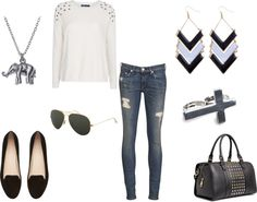 """""""Studded Grunge!"""" by ask-taylor on Polyvore"""