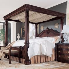 Grand Savannah Avondale Canopy BD Furniture | Luxury Furniture For Your Home-this is a great set, we love it!