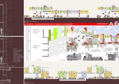 Riqualificazione e riassetto urbanistico ambientale del quartiere Borgo Nuovo. Verona Verona, Layouts, Desktop Screenshot, Urban