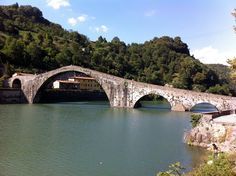 Ponte del diavolo  (Devil's Point)