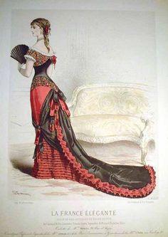 La France Élégante 1879