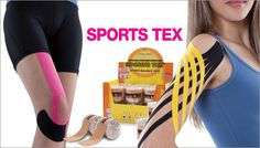SPORTS TEX KINESIOLOGY TAPE | acudepot