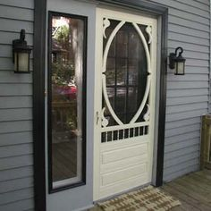 Storm door love. | Photo: Debra Gould | thisoldhouse.com |