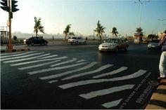 Прикольные пешеходные переходы (10 фото)
