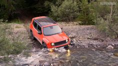 2015 Jeep Renegade Trailhawk - Offroad & Aerial shots of my future ride.