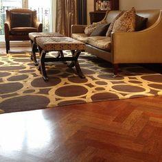 Ipe Herringbone x 3 x 18 Clear - Unfinished Flooring Herringbone, Animal Print Rug, Flooring, Rugs, Wood, Home Decor, Style, Farmhouse Rugs, Swag