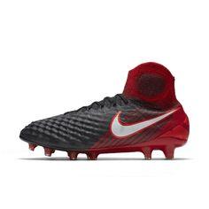 brand new b7a0a 04e7f Nike Magista Obra II Firm-Ground Soccer Cleats Size 12.5 (Black) Nike  Magista