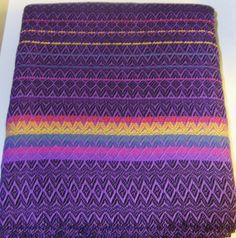 "Hand woven ""Little Rainbow""- baby wrap."
