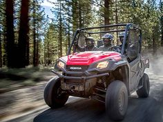 New 2016 Honda Pioneer 1000 ATVs For Sale in Tennessee. 2016 Honda Pioneer 1000, Gifts That Go!! Includes a roof and windshield at this price!! 2016 Honda® Pioneer® 1000 Not Just Bigger: Better. The outdoors is meant to be explored. The highest hills, the deepest canyons, and the farthest reaches of the forests all lie in wait. And now, we bring you an entirely new vehicle that can get you there. The all-new Pioneer® 1000 is the world s preeminent side-by-side, both in the Honda® lineup…