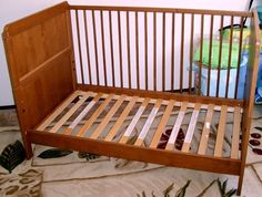 This is a revised version of my crib modification Instructable. It includes more details on how to do some of the more complex steps, a complete list of...