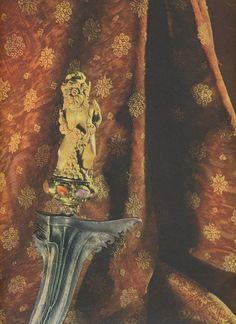1957 Indonesia Raksassa God Demon - Bali Sword Photographic Print by KingPaper, $10.00 #kris #keris #Bali