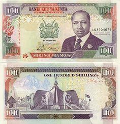 Kenyan Shilling 100/-