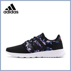 quality design 4426c 918f5 2017 Official New Arrival Adidas NEO Label CLOUDFOAM QT RACER W Women s  Skateboarding Shoes Sneakers Zapatillas