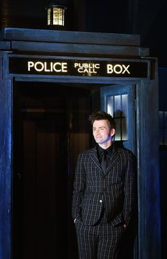 Him and his Tardis
