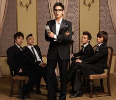 Big Bang, Kpop