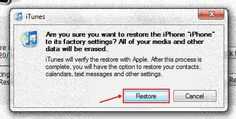 How to Restore iPhone to Factory Settings? A Step by Step guide that will help you in knowing how to overcome this issue!