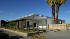 Banking on Design: Palm Springs Launches Architecture and Design Center