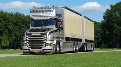 Mooiste Truck van Nederland 2016