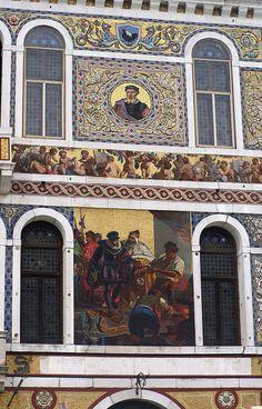Palazzo Barbarigo, Grand Canal Venice