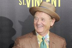 Getting to know yourself instead of a significant other (or, Why doesn't Bill Murray have a girlfriend?)