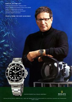 Rolex DeepSea 2011