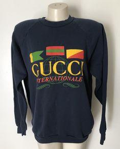cdb76b56 Vintage Bootleg Gucci Sweatshirt XL   eBay Gucci Sweatshirt, Mens  Sweatshirts, All Pictures,