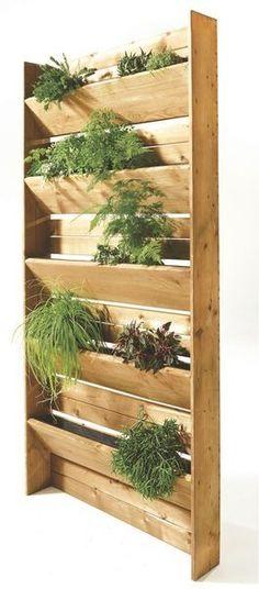 Outdoor planter,indoor planter, vertical planter,h - Jardin Vertical Fachada