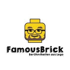 #new #Instagram #Profile #picture #icon #brand #update #coporateidentity #ci #logo #favicon #LEGO #minifig #minifigure #gadget #SteveJobs by famousbrick