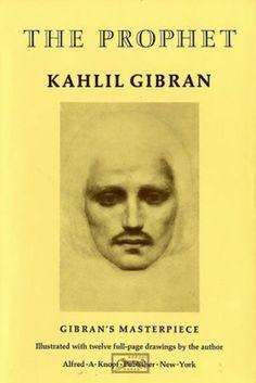 Kahlil Gibran - The Prophet (1923)