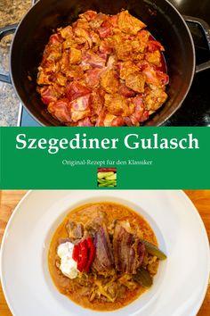 Pork Stew, Austrian Recipes, Polish Recipes, Beets, Kale, Food To Make, Sausage, Food And Drink, Veggies