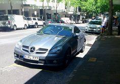 Mercedes Benz SLK350