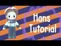 Hans from Disney's Frozen clay tutorial (villians series)