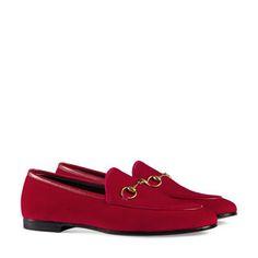 Gucci Gucci Jordaan velvet loafer - view 2