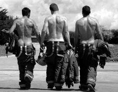 Firefighters...hmmmmm:)
