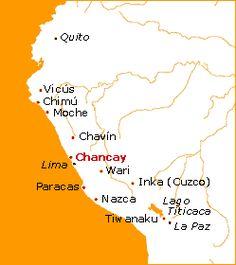 Mapa Cultura Chancay