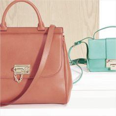 Warm weather handbags.