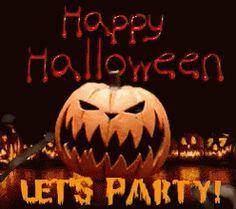 Happy Halloween  Lets Party halloween halloween pictures happy halloween halloween images halloween gifs halloween photos images of halloween