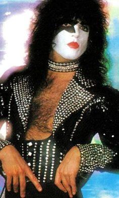 Paul Stanley in the Kiss Rock Bands, Kiss Band, Kiss Images, Kiss Pictures, Paul Stanley, Los Kiss, Eric Singer, Paul Kiss, Kiss Members