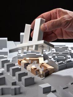 Architectural workshop ideas on pinterest steven holl for Rex architecture p c