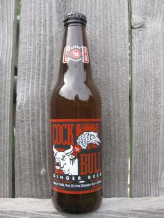 Cock and bull from Homer Soda